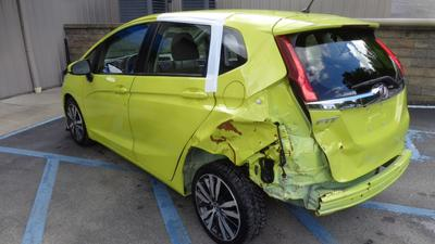 Used 2016 Honda Fit EX