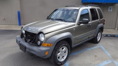 Used 2006 Jeep Liberty Sport