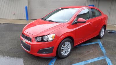 Used 2012 Chevrolet Sonic LS