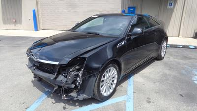 Used 2013 Cadillac CTS Performance