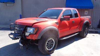Used 2010 Ford F-150 SVT Raptor SuperCab