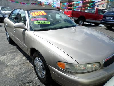Used 2001 Buick Century Custom