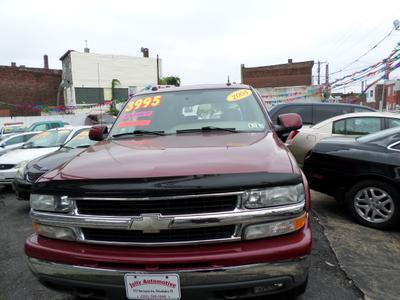 Used 2004 Chevrolet Suburban