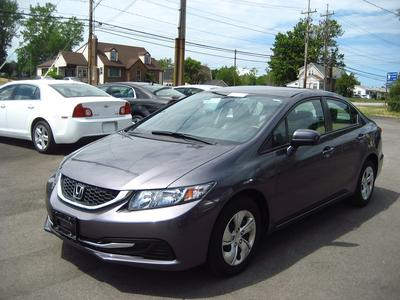 Used 2014 Honda Civic LX