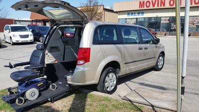 Used 2013 Dodge Grand Caravan SE