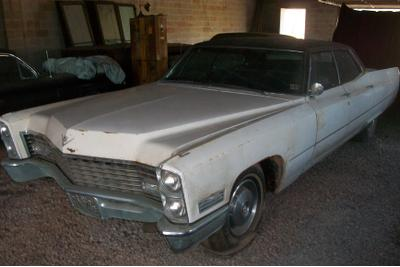 Used 1967 Cadillac DeVille