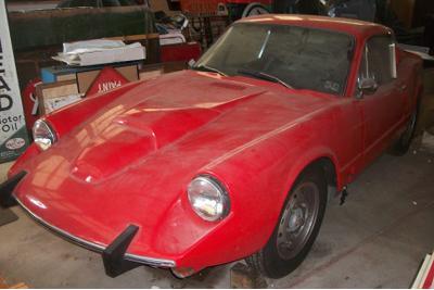Used 1968 Saab Sonett