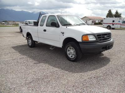 Used 2004 Ford F-150 Heritage XL SuperCab