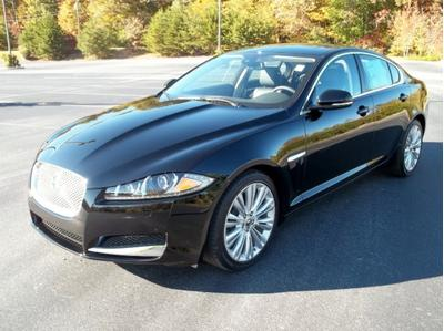 New 2012 Jaguar XF Portfolio