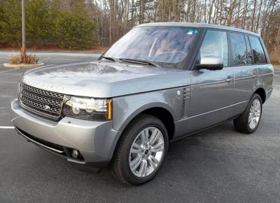 New 2012 Land Rover Range Rover HSE
