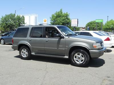 Used 2000 Ford Explorer Limited