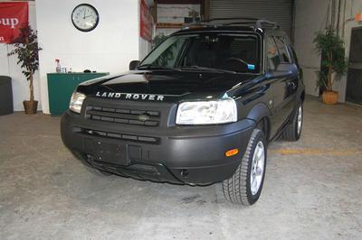 Used 2003 Land Rover Freelander S