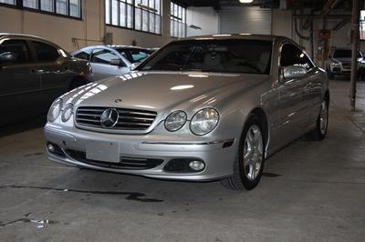 Used 2004 Mercedes-Benz CL500