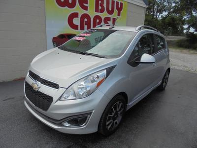 Used 2013 Chevrolet Spark 2LT