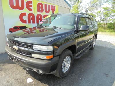 Used 2005 Chevrolet Suburban 1500 Z71