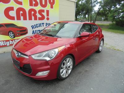 Used 2012 Hyundai Veloster Base