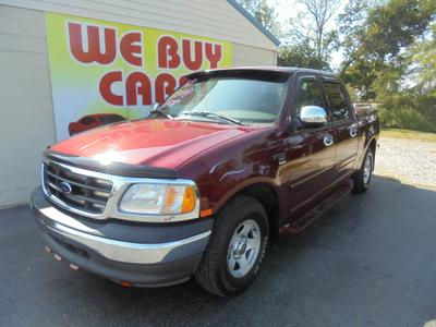 Used 2003 Ford F-150 XLT SuperCrew