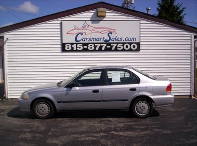 Used 1997 Honda Civic DX