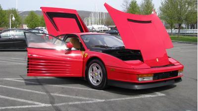 Used 1991 Ferrari Testarossa
