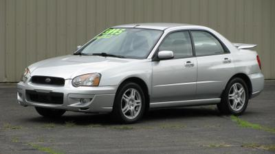 Used 2004 Subaru Impreza 2.5 RS