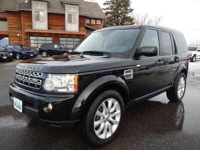 Used 2010 Land Rover LR4 HSE