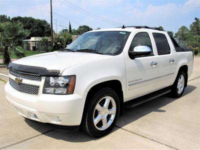 Used 2011 Chevrolet Avalanche 1500 LTZ