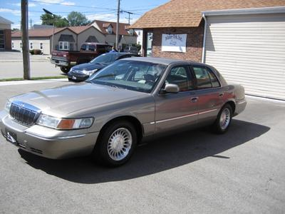 Used 2002 Mercury Grand Marquis LS