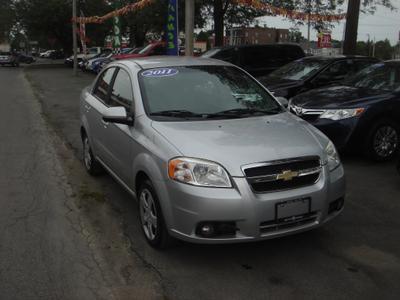 Used 2011 Chevrolet Aveo