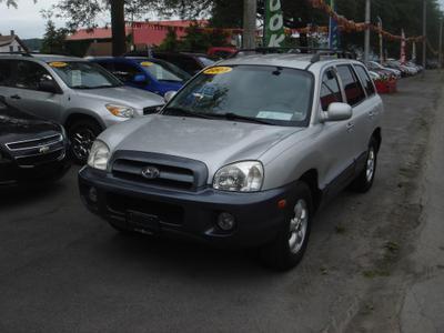 Used 2005 Hyundai Santa Fe