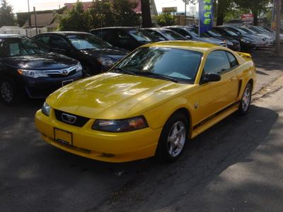 Used 2004 Ford Mustang Base