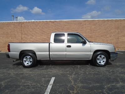 2005 Chevrolet Silverado 1500 LS Extended Cab