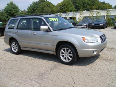 Used 2006 Subaru Forester 2.5 X