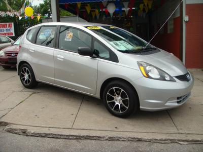 Used 2011 Honda Fit Base