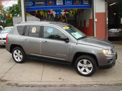 Used 2011 Jeep Compass Sport