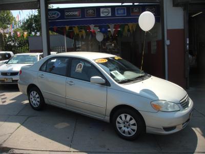 Used 2003 Toyota Corolla LE