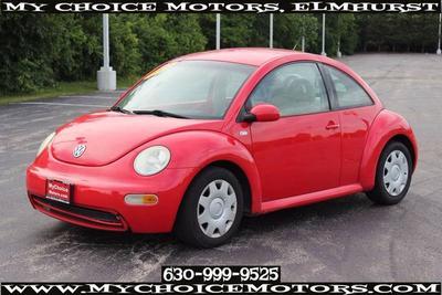 Used 2002 Volkswagen New Beetle GL