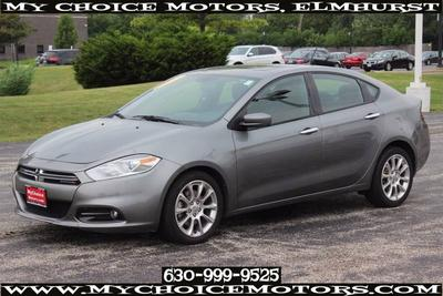 Used 2013 Dodge Dart Limited/GT