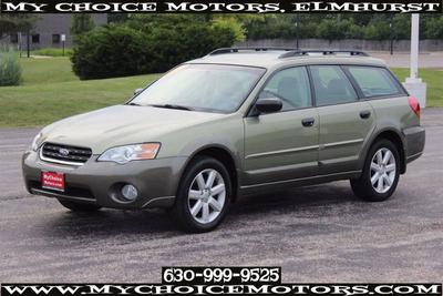 Used 2007 Subaru Outback 2.5 i