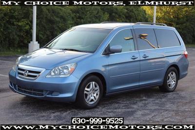Used 2006 Honda Odyssey EX