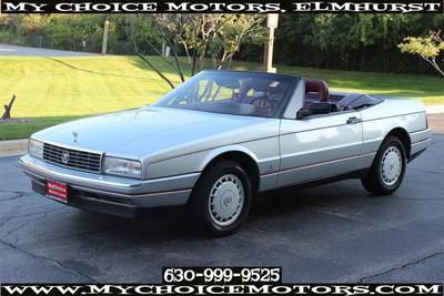 Used Cadillac Allante For Sale Near Me Cars Com