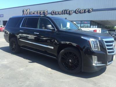 Used 2015 Cadillac Escalade ESV Premium