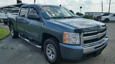 Used 2010 Chevrolet Silverado 1500 LS