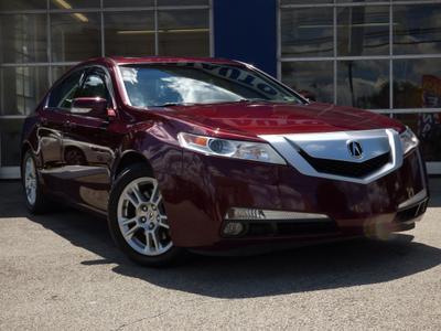 Used 2010 Acura TL 3.5