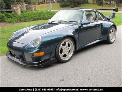 Used 1994 Porsche 911 Turbo 3.6