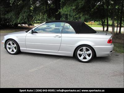 Used 2004 BMW 325 Ci