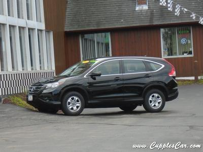 Used 2014 Honda CR-V LX