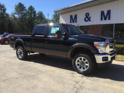 New 2016 Ford F-250 Lariat