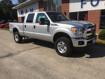 New 2016 Ford F-250 XLT