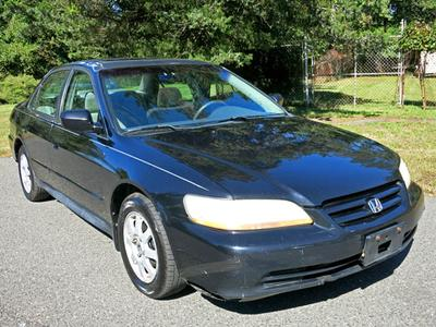 Used 2002 Honda Accord