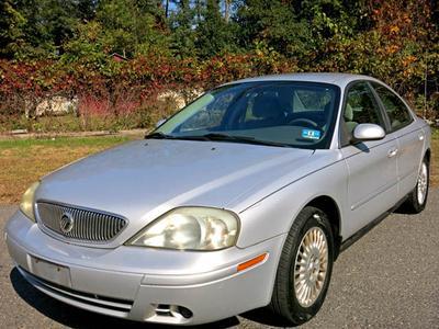 Used 2004 Mercury Sable GS